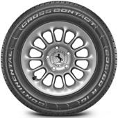 235/60R16 CROSSCONTACT UHP 100H TL PNEU CONTINENTAL