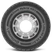 295/80R22.5 HD3 SA 152/148M TL PNEU CONTINENTAL